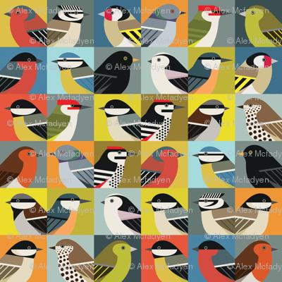 Multibirds