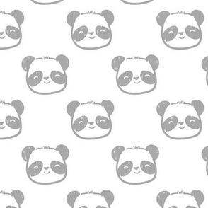 Happy Panda Faces