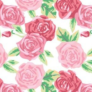 Rose Floral - Small