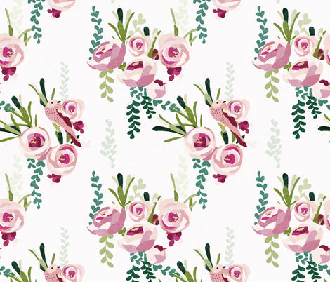 CYPRUS BRIGHT LINEN fabric by holli_zollinger on Spoonflower - custom fabric