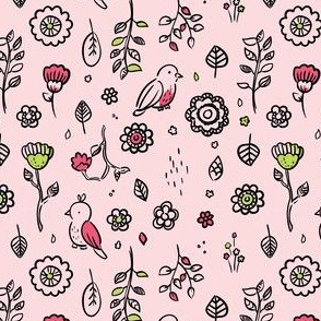 Tiny Bird Garden