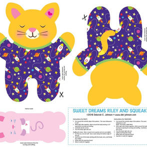 Sweet Dreams Riley FQ