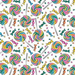 lollipop_white background
