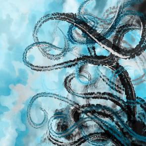 Inktopus - Blue