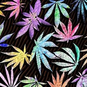 Textured Cannabis