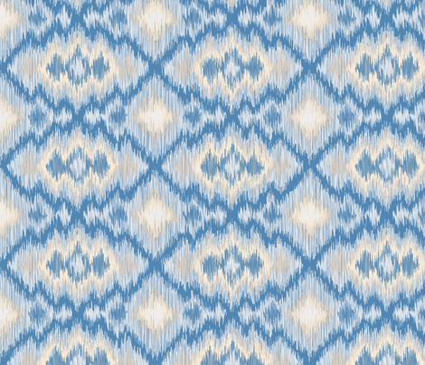 Far East Atlantic fabric by bear_bell on Spoonflower - custom fabric