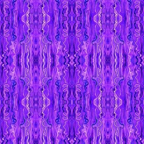 BFM22 - Purple and Lavender Butterfly Marble Brocade
