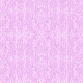 BFM16 - Pastel Lavender Butterfly Marble Brocade