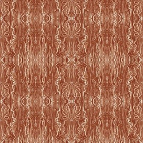 BFM4 - Brown Butterfly Marble Brocade