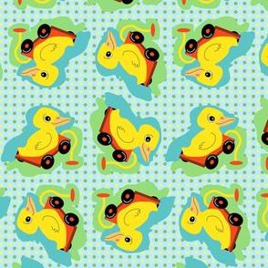 See Me Rolling Duckie