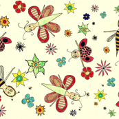 Flutterbys n' Flowers 2