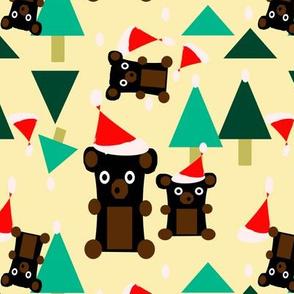 bears holiday copy