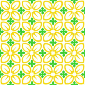 Aloha Petals Gold