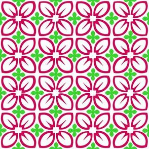 Aloha Petals Red