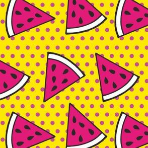 Pop Art Watermelons