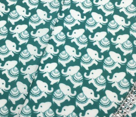 Della White Elephants - Jade