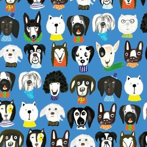 Dogs_multi color