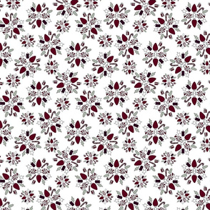 candy mandala white formal