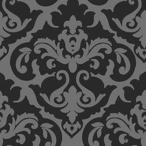 gray baroque