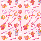 Magical Girl Items