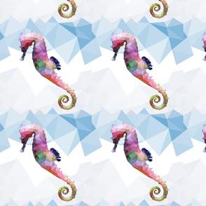 Crystal Seahorse