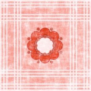 Modern Retro:  Batik Summer -Tablecloth Fancies