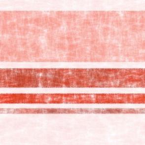 Modern Retro: Batik Summer Stripes Horizontal