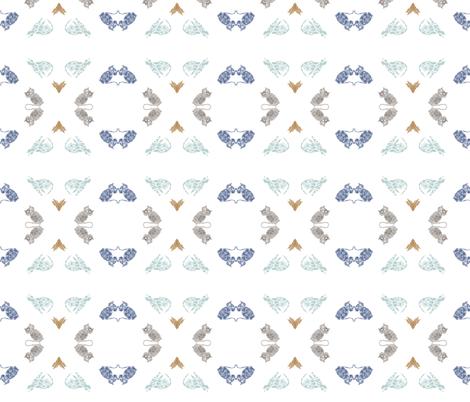 What's New Pussycat? fabric by gargoylesentry on Spoonflower - custom fabric