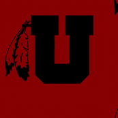 Utah Utes red