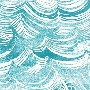 Wild Ocean (aqua)