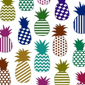 Pineapple Medley // Large-size
