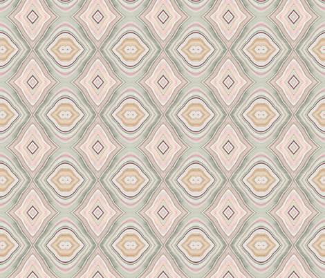 Timelines  fabric by whimzwhirled on Spoonflower - custom fabric