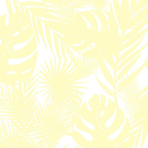 Surfergirl/leaves/yellow