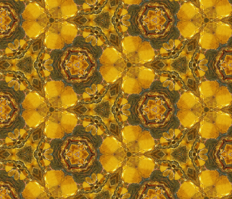 Jasper and Tiger's Eye Mineral  fabric by snaphappyscientist on Spoonflower - custom fabric