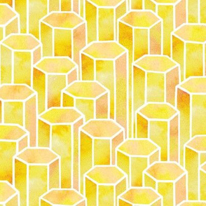 Sunshine Hexagonal