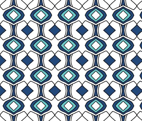 StarEyes.3.150 fabric by linesoflove on Spoonflower - custom fabric