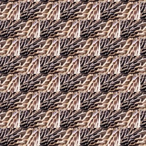 DUCKFEATHERS1-HALF BRICK fabric by karenspix on Spoonflower - custom fabric