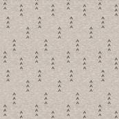 Tri Arrows - Sand Linen