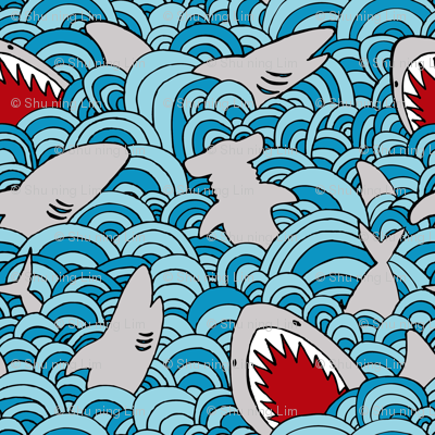 Shark Attack - small