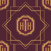 Tower of Terror - Art Deco Pattern