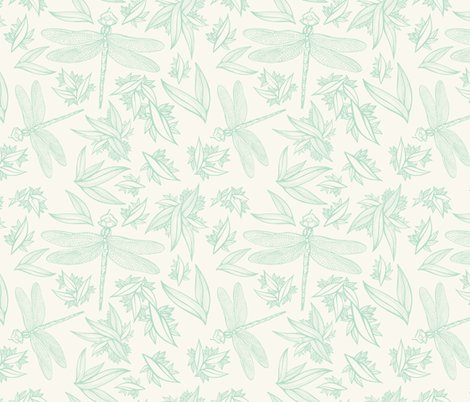Rdragonfly-green-on-cream_shop_preview
