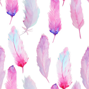 feather water pattern2