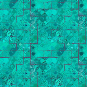 Bauhaus Jade Green