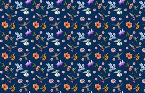 Rrrrmultiple-hummers-and-flowers-midnight-blue_shop_preview