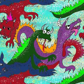 dragonsnest - fairytale creatures