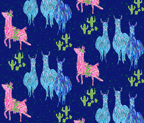 Dare to be Different & lead the parade fabric by lisakling on Spoonflower - custom fabric