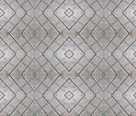 Ground Diamonds fabric by kssfabrics on Spoonflower - custom fabric