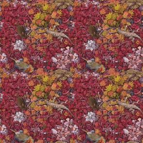 Idaho pattern painting_Spoonflower