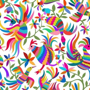 Flying Otomi Birds Ole!