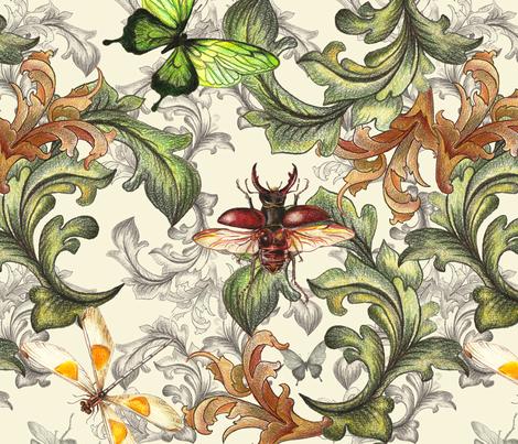 pequeno_mundo fabric by febellan on Spoonflower - custom fabric